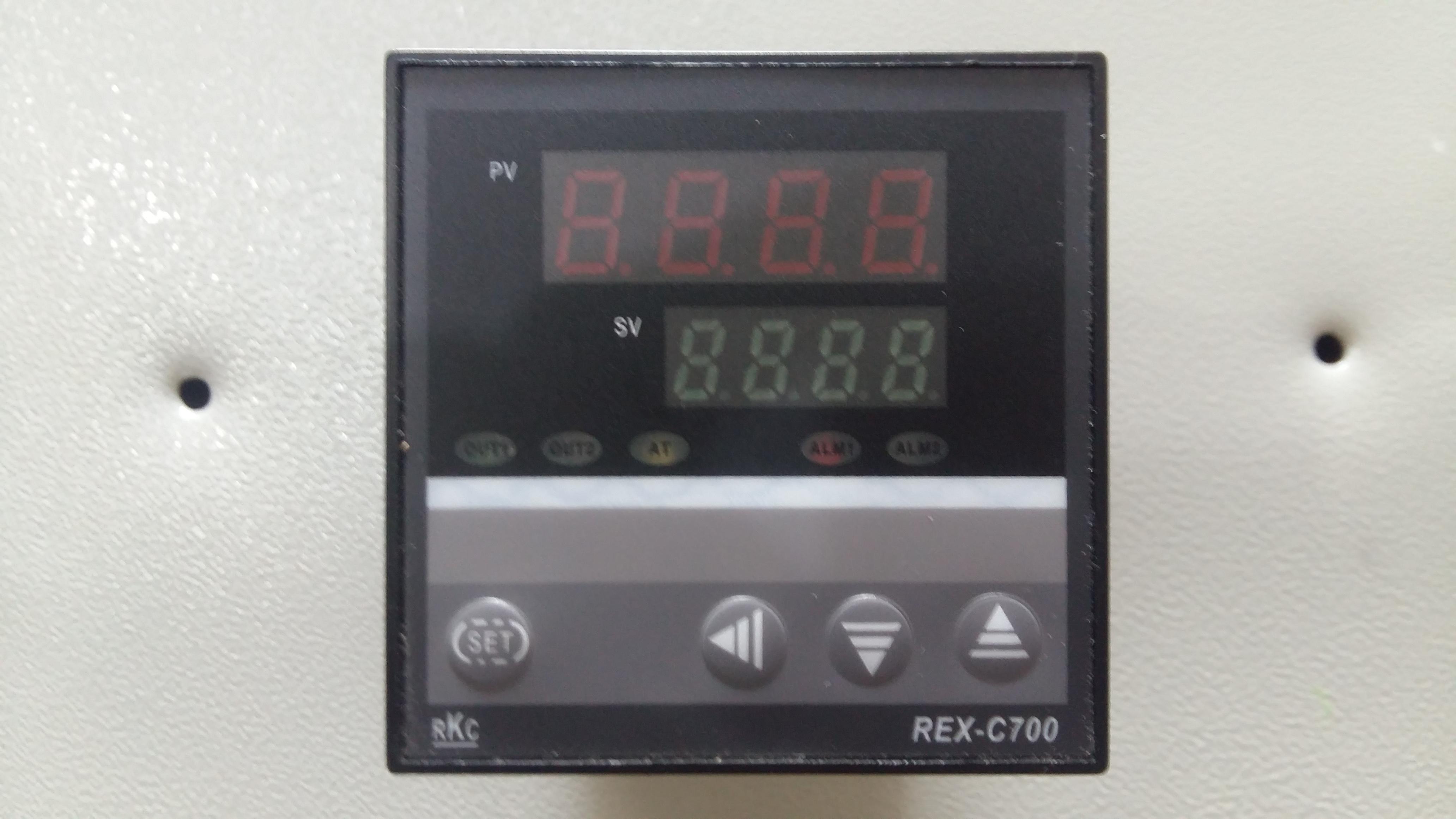 Temperature Controller Rex